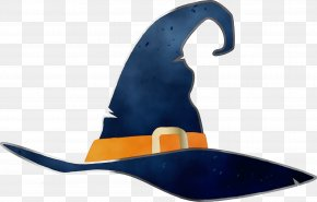 Fashion Accessory Costume Accessory - Halloween Witch Hat PNG