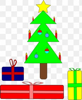 Christmas Tree - Christmas Tree Clip Art Christmas Openclipart Christmas Day PNG