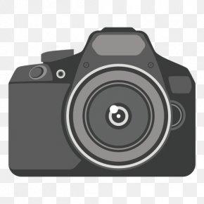 Camera - Digital SLR Camera Lens Photographic Film Video Cameras PNG