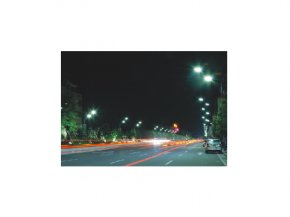 Street Light - LED Street Light Light-emitting Diode Color Rendering Index PNG