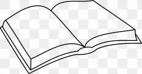 Book Clip Art - Book Outline Clip Art PNG