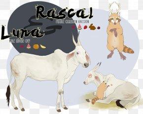 Reindeer - Cattle Antelope Reindeer Goat Horse PNG