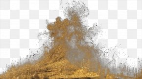 Thick Gold - Dust Gold Gratis PNG
