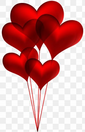 Love Background - Balloon Heart Stock Photography Clip Art PNG