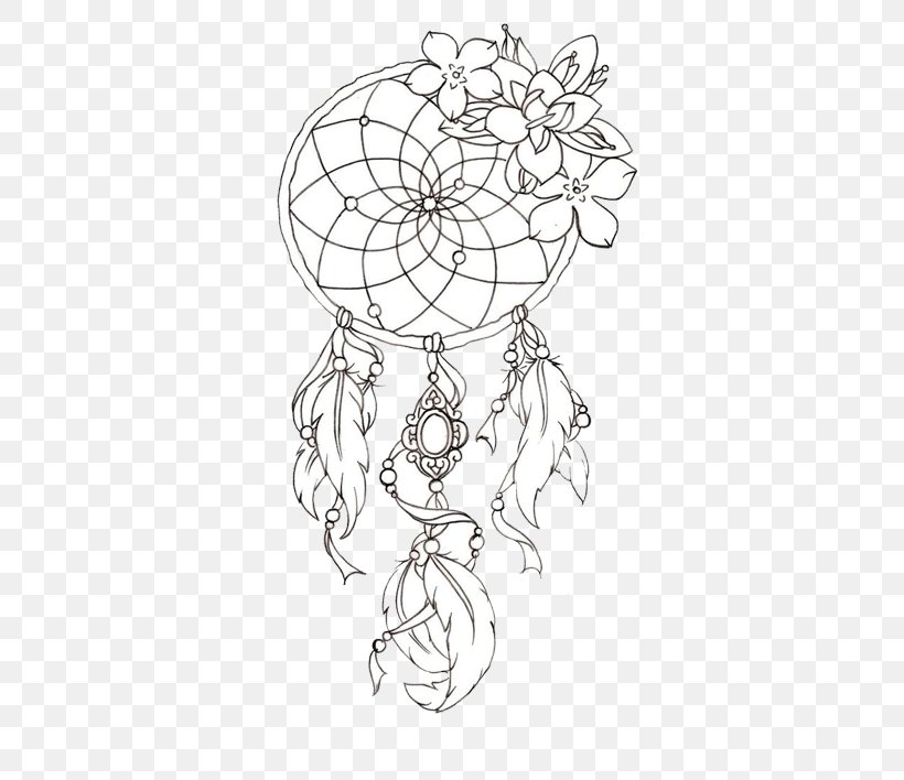 Coloring Book Dreamcatcher Mandala Adult Png 708x708px 2018 Ford F150 Xlt Coloring Book Adult Area Artwork