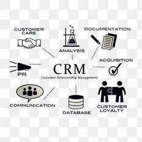Marketing - Customer Relationship Management Marketing Business PNG