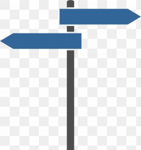 Sign Post - Sign Clip Art PNG