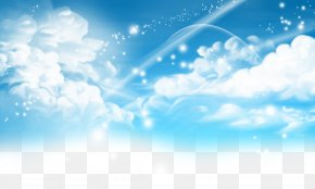 Animation Painted Sky - Sky Drawing Animation PNG