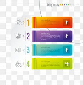 Beautiful 3D Infographics Design Vector Material - Infographic Chart PNG