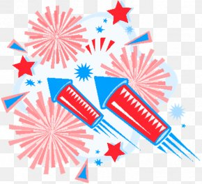 Independence Day - Independence Day Fireworks Clip Art PNG