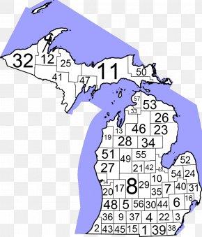 Judicial - Michigan United States Courts Of Appeals Circuit Court United States District Court PNG