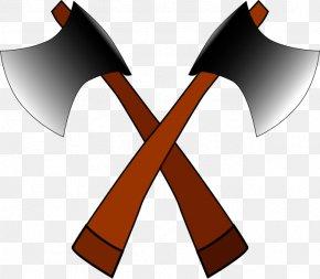 Ax - Axe Hatchet Clip Art PNG