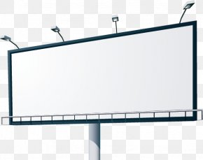 High-speed Vector Billboard - Outdoor Recreation Billboard Advertising PNG