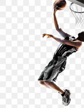 Sports Equipment Ball - Basketball Cartoon PNG