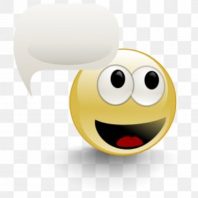 Chat - Smiley Emoticon Clip Art PNG