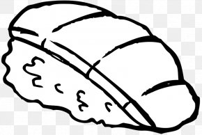 M Headgear - Clip Art Line Art Leaf Black & White PNG