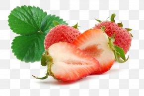 Strawberry - Strawberry Organic Food Fruit Aedmaasikas PNG