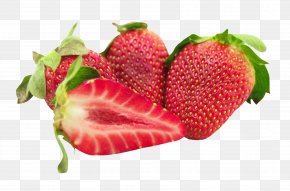 Strawberry - Strawberry Fruit PNG
