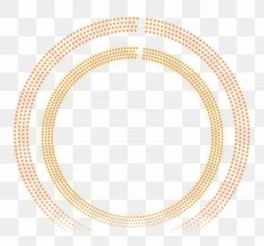 Luminous Circle - Circle Area Pattern PNG