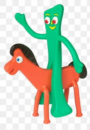 Animation - Gumby Pokey Animation Image Action & Toy Figures PNG