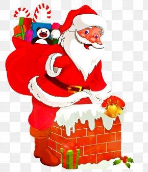 Santa Claus - Call From Santa Claus Christmas Clip Art PNG