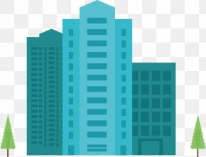 Vector Icon Design High-rise Building - High-rise Building Icon PNG