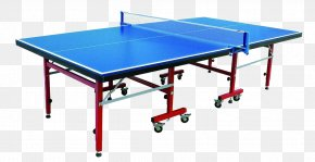 Folding Table Tennis Table Material Picture - Table Tennis Racket Manufacturing PNG