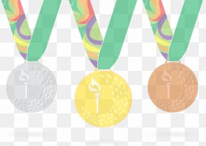 Quebec - 2016 Summer Olympics Olympic Games Paralympic Games Olympic Medal PNG