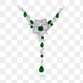 Emerald - Earring Gemstone Emerald Necklace Jewellery PNG