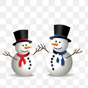 Snowman Pattern - Snowman Christmas And Holiday Season PNG