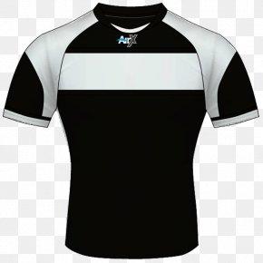 T-shirt - T-shirt Jersey Polo Shirt Sleeve Collar PNG