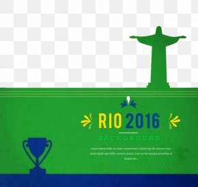 Rio Olympics - Christ The Redeemer 2016 Summer Olympics Euclidean Vector PNG