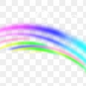 Rainbow - Light Rainbow Euclidean Vector PNG