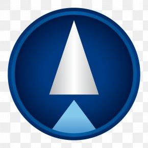Support - Cobalt Blue Electric Blue Aqua Circle PNG