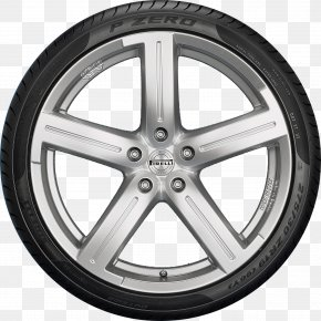 Car Tire - MINI Car Run-flat Tire Pirelli PNG