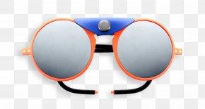 Sunglasses - IZIPIZI Sunglasses Blue Mirror Glacier PNG