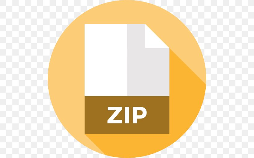 Zip Computer File, PNG, 512x512px, Zip, Area, Brand, Directory, Document Download Free