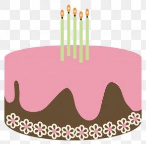 Birthday Decor - Birthday Cake Cupcake Clip Art PNG