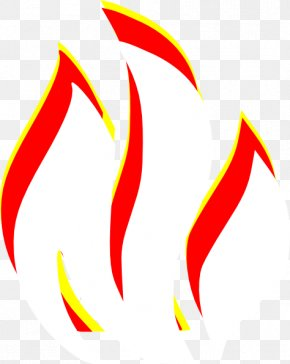 Flames Clip Art - Clip Art Flame Candle Image Fire PNG