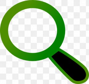 Magnifying Glass - Clip Art Magnifying Glass Image Vector Graphics PNG