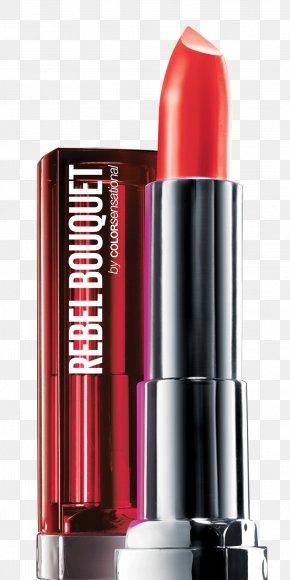 Lipstick - Lipstick Maybelline Lip Balm Color Cosmetics PNG