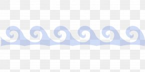 Wave Water - Logo Brand Desktop Wallpaper PNG