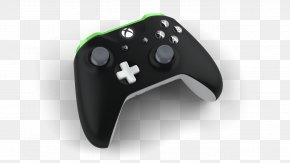 Xbox - Xbox 360 Controller Xbox One Controller Game Controllers Video Game Consoles PNG