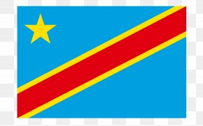 Sarawati - Flag Of The Democratic Republic Of The Congo Uganda PNG
