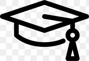 Hat - Graduation Ceremony Square Academic Cap Clip Art Graduate University PNG