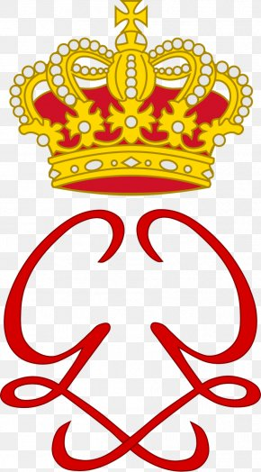 Queens Birthday Png Queen Elizabeth - Prince's Palace Of Monaco Royal Cypher House Of Grimaldi Princess Coat Of Arms Of Monaco PNG