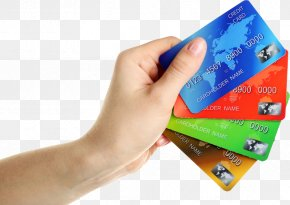 Hand Holding A Bank Card - Credit Card Bank Card Payment China UnionPay PNG