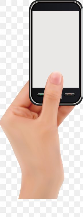 Arm - Thumb Smartphone Hand PNG