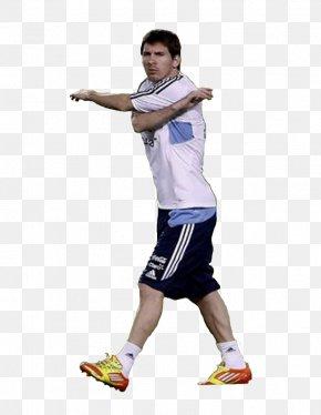 Lio - Argentina National Football Team Sport 2011–12 La Liga Rendering Jersey PNG