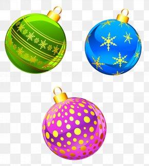 Transparent Christmas Ornaments Clipart - Christmas Ornament Christmas Decoration Clip Art PNG